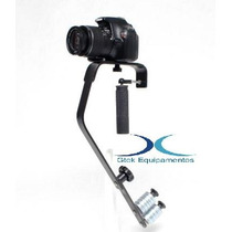 Steadicam Steadycam Stead-cam Para Camera D-slr Canon Nikon
