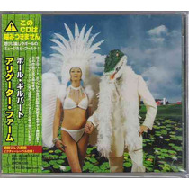 Paul Gilbert(mr. Big) Alligator Farm Obi (e+)(japan) Cd Imp