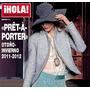 Revista Hola Moda Espanhola Pret Porte Outono Inverno 2012