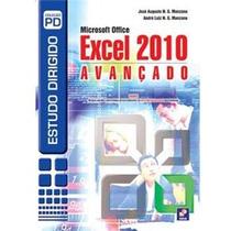 Estudo Dirigido Pd Microsoft Office Excel 2010 Frete Gratis