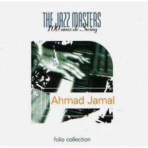 Ahmad Jamal - Folio Collection - The Jazz Masters
