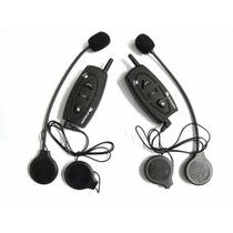 Intercomunicador Voyager Vr-502 Bluetooth P/ Capacete Moto