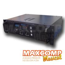 Amplificador De Potência Oneal Op 3500 Maxcomp Musical