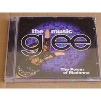 Glee The Music The Power Of Madonna Cd Semi Novo E Original