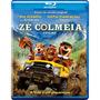 Zé Colmeia - O Filme - Nacional [blu-ray] - Frete Gratis