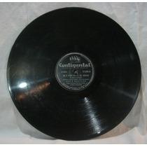 Disco 78 Rpm - Continental 17.159 - Doris Monteiro