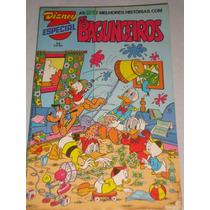 Disney Especial Nº 66 * 1982 - Os Bagunceiros - Estado Banca