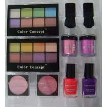 Kit De Maquiagem La Colors Pronta-entrega