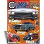 Revista Classic Show Nº 38 - Cadillac, Fusca, Galaxie