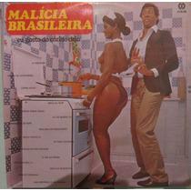 Malícia Brasileira - Eu Gosto Do Cozido Dela - 1980