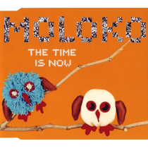 Cd Moloko The Time Is Now Single