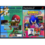 Sonic Mega Collections Plus - Playstation 2 - Paty Games.