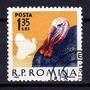 Romenia 1963 * Ave Doméstica * Peru