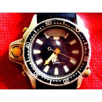 Citizen Aqualand D21 Relógio De Mergulho