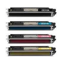 Toner Compatível Hp Laser Jet Cp1025 126a Ce310 311 312 313