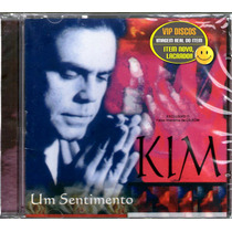 Cd Kim Um Sentimento Vocal Banda Catedral - Raro