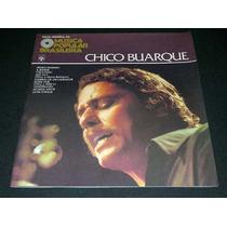 Vinil Mpb Chico Buarque (nara Leão, Mpb4, Edu Lobo)