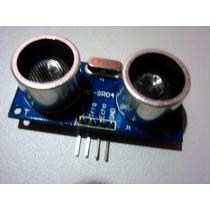 Sensor Ultra Sonico Distancia Hc-sr04 Ultrassom,arduino,pic