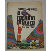 O Menino Magico Raquel De Queiroz Livro