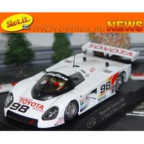Autorama Slot.it Toyota 88c Daytona 21.5k Scx Nsr Estrela