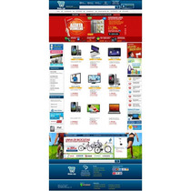 Loja Virtual Blue Script Php 2013 Ecommerce+chat 9.0-9.1-10