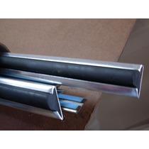 Friso Lateral Passat Ts 79/81 Aluminio E Borracha Rarissimo