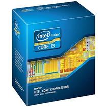 Processador Intel Core I3 3250 Box 1155 (novo, Lacrado E Nf)