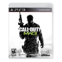 Call Of Duty: Modern Warfare 3 Mw3 Ps3 - Pronta Entrega