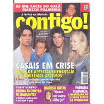 Contigo! N° 1235 - 18.05.99 - Rôni Cócegas / Novelas /