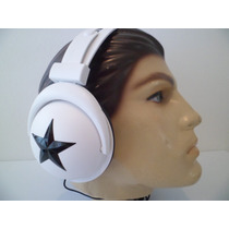 Fone De Ouvido Headphone Som Estéreo Hi-fi