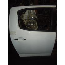 Porta Traseira Lado Carona Gm Chevrolet S-10 Ano 2012