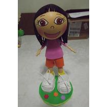 Boneca Dora Aventureira 3d Eva