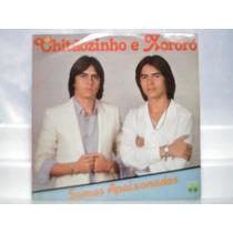 Lp De Vinil Chitãozinho E Xororó Somos Apaixonados Som 1982