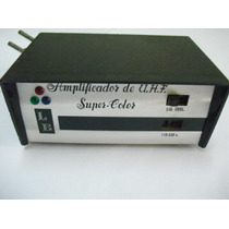 Antigo Amplificador De Uhf Super Color Lb
