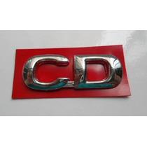 Emblema Cd Vectra Cromado 96 Acima Mmf Auto Parts