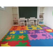 Tatame Eva,pisos,bebês, Escola,tapete,quarto, 50cmx50cmx10mm