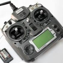 Radio Turnigy 9x 9ch 2.4ghz E Receptor 8ch V2 Mode 2