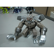 Transformers Starscream Modelo 12 Animated Em Latex, Raro !