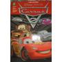 Álbum - Livro Ilustrado Disney Pixar Carros 2