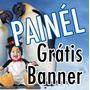 Banner Para Festa Aniversario, Painel Decoração,brinde