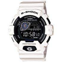 Relógio Casio G-shock Gr 8900 Touch Solar Branco 200 Metros