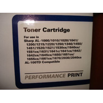 Cartucho Toner Sharp Al 1645/1530/2040 - Katun Performance