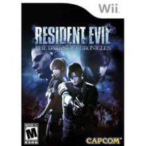 Resident Evil The Darkside Chronicles Wii Lacrado, Envio Ime