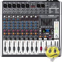 Mesa De Som X1222usb Behringer X 1222usb Mixer O F E R T A