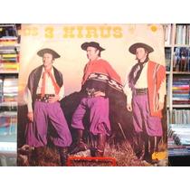 Vinil / Lp - Os 3 Xirus - Cantigas Da Querência - 1979