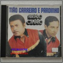 Cd Sertanejo Tião Carreiro E Pardinho Música Carro Velho