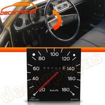 Velocímetro Painel Opala Caravan 82 83 84 4cc Original Gm
