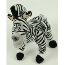 Zebra Madagascar Marty Pelúcia Rara Importada Disney Pixar