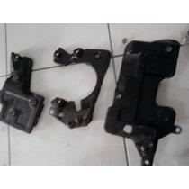 Conjunto De Anti Ruido Protetor Motor Da Pajero Full 3.2 16v