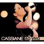 produto Cd Cassiane - Ao Vivo * Lacrado * Raridade Reuel Music